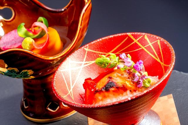 美食の饗宴2021 『日本料理の夕べ』